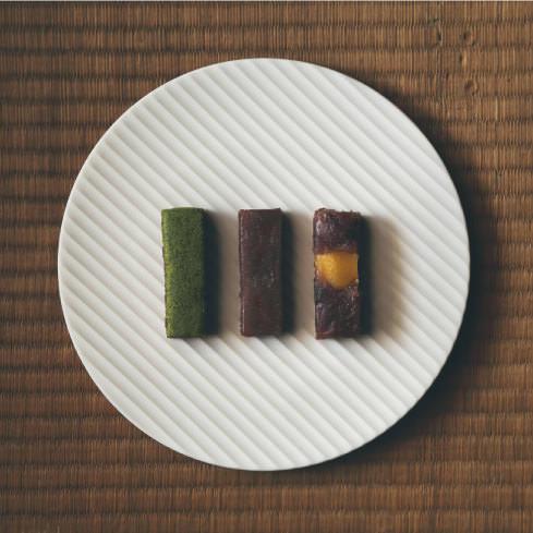 大洲藩江戸屋敷内の秘蔵菓子「志ぐれ」