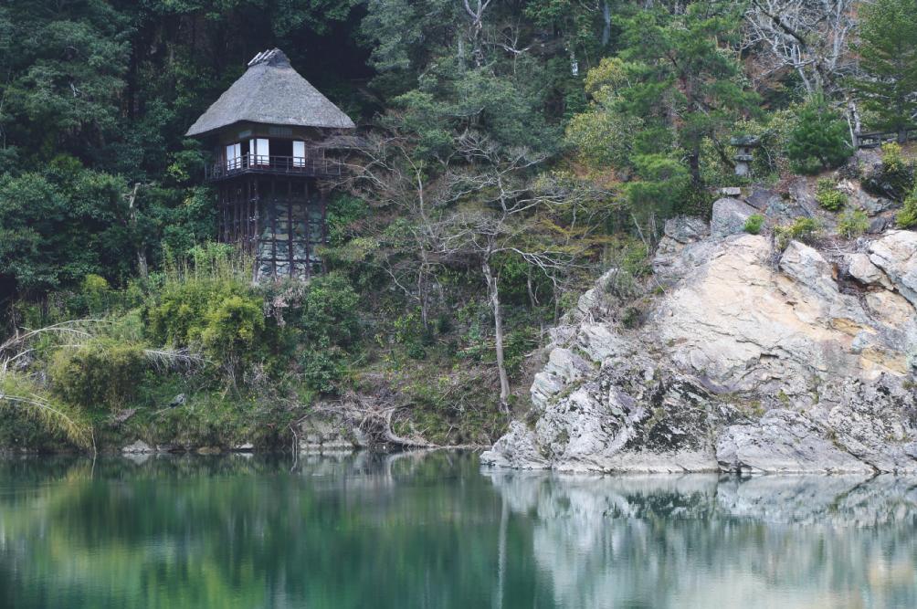 臥龍山荘で上質な時間を愉しむ