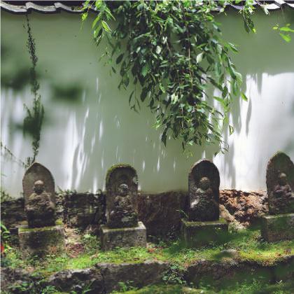 如法寺にて禅を体験